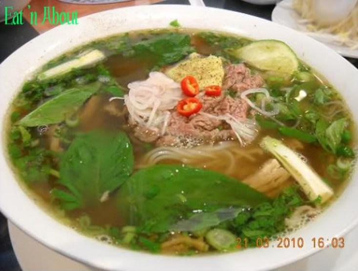 Lam Hoa Quan: House Special Pho