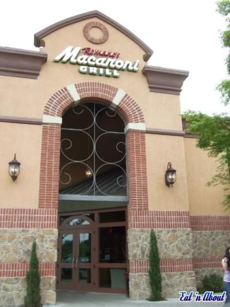 Romano's Macaroni Grill exterior