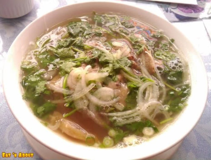Pho Century: House Special Pho