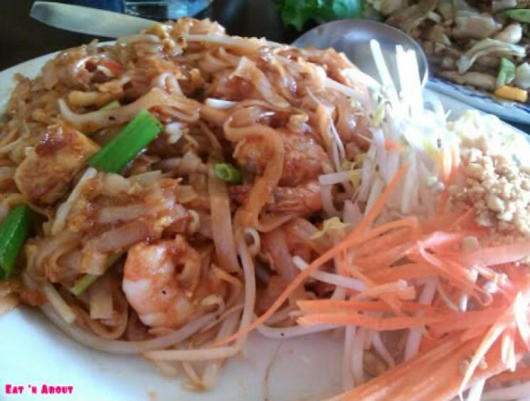 Sabai Thai: Pad Thai