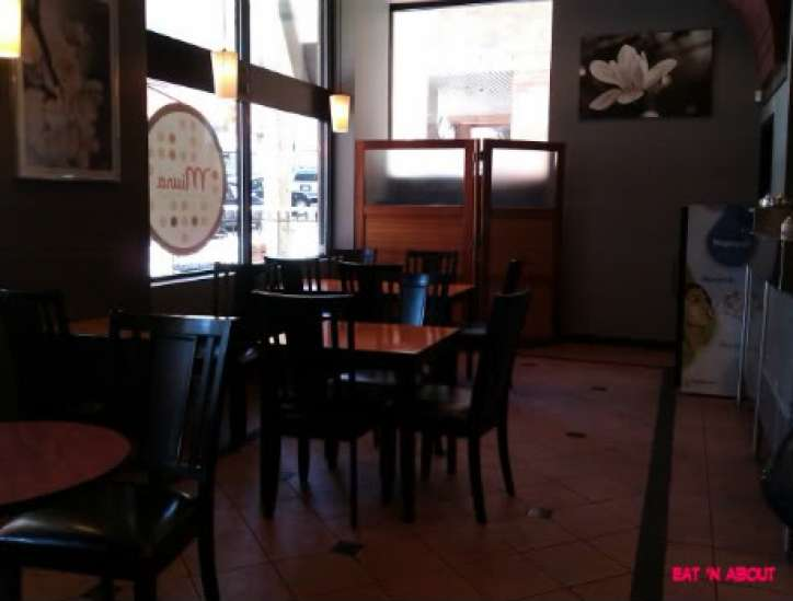 Miura Waffle Milk Bar interior