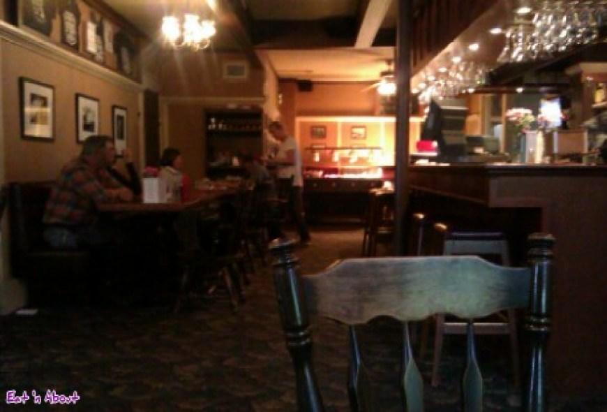 Fanny Bay Inn interior