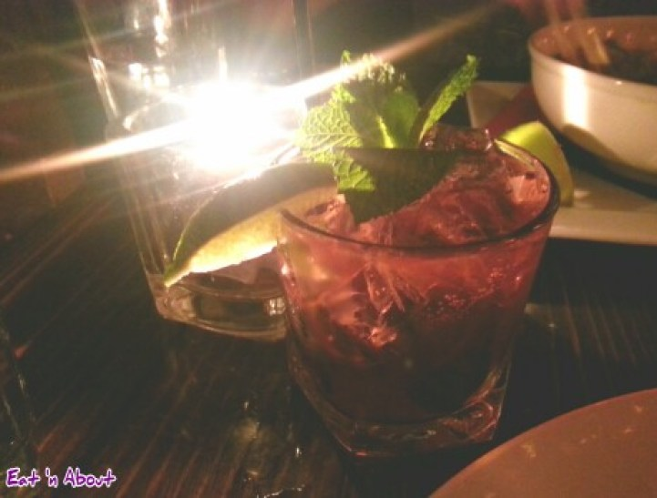 The Mint Dining Lounge in Victoria: Mint Royale