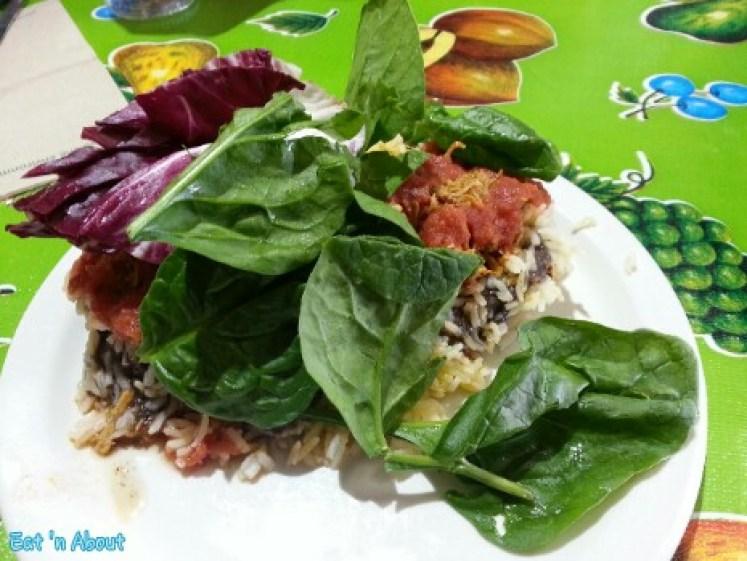 Hernande'z Cocina: Huarache de Puerco
