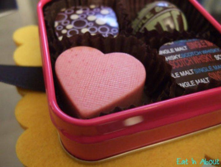 ChocolaTas: Romana