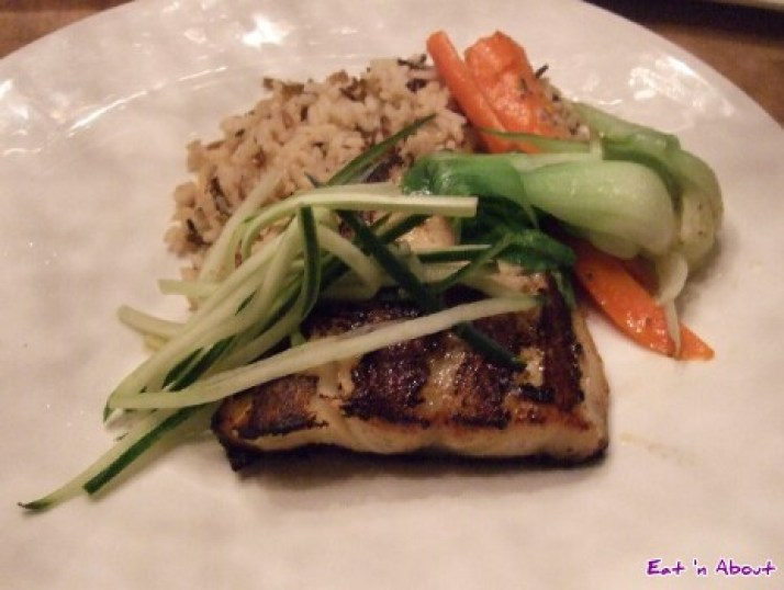 Chop Steakhouse: Miso Sablefish