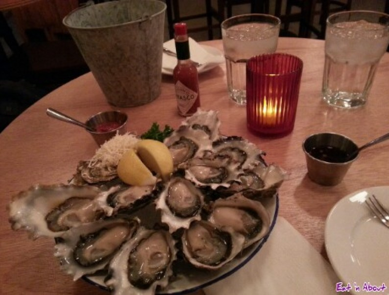 Oyster eXpress Vancouver: Summer Breeze Oysters