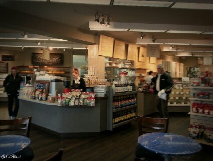 Hot Chocolates and CakeBread Bakery in Courtenay