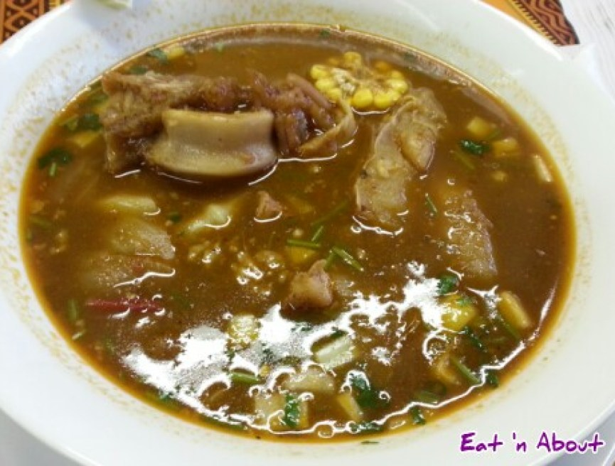 El Pulgarcito: Sopa de Pata