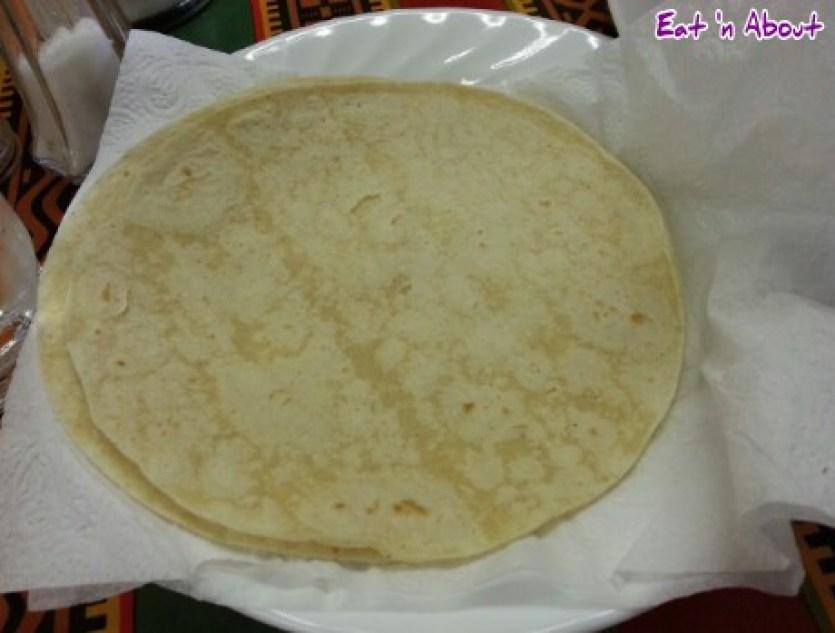 El Pulgarcito: Corn Tortillas
