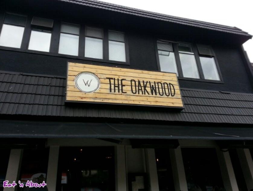 The Oakwood Canadian Bistro exterior