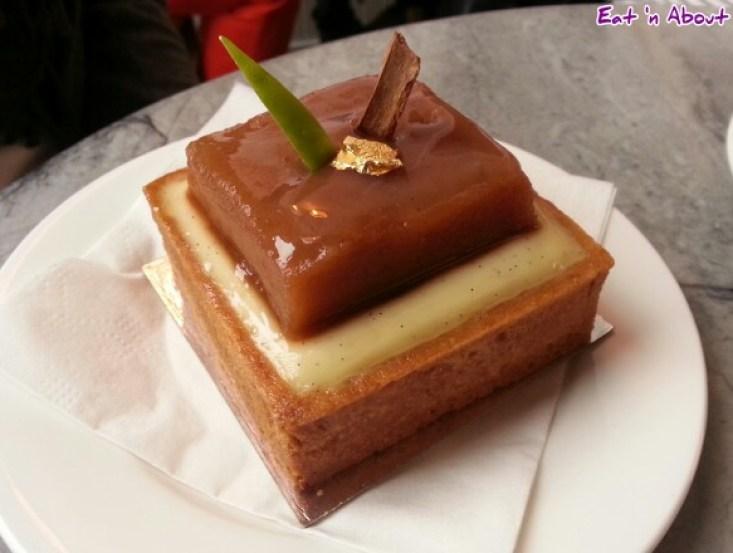 Beaucoup Bakery & Cafe Apple a la Mode