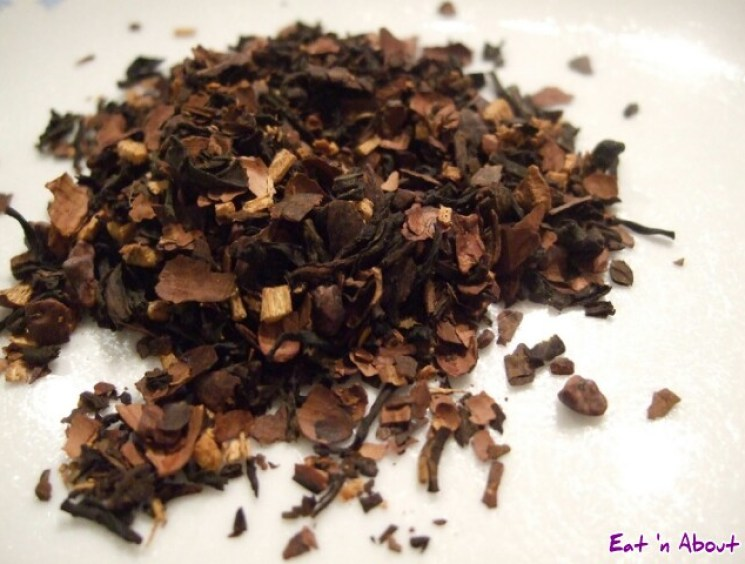 DavidsTea Choconut Oolong
