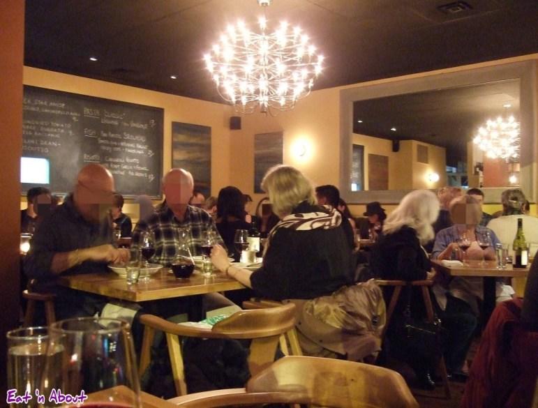 Siena Restaurant Interior