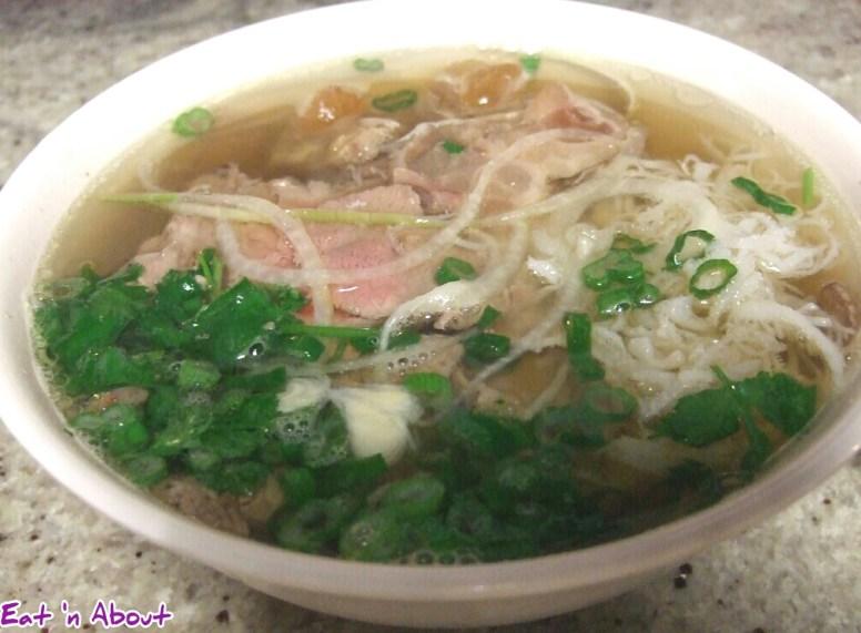 Pho Boi: Regular Pho Tai Nam Gau Gan Sach