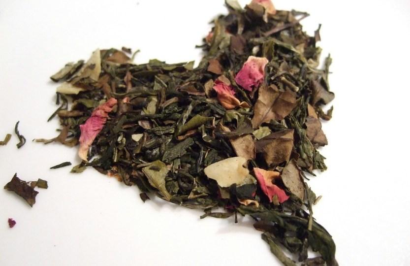 DAVIDsTEA: Cherry Blossom tea
