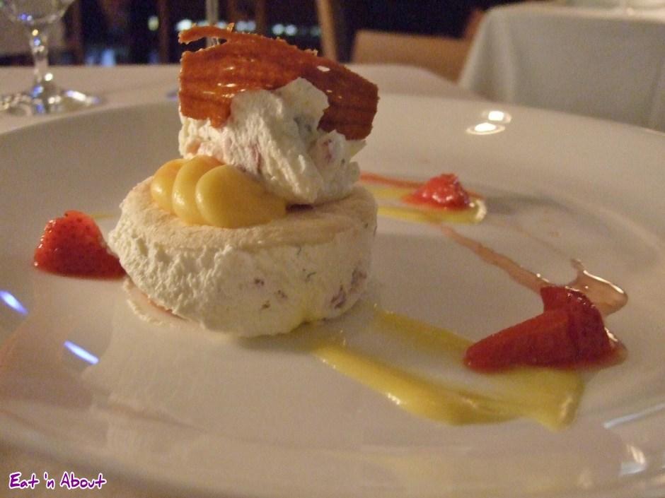 ORU: Strawberry Shortcake Millefeuille
