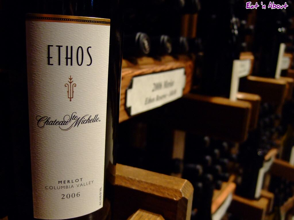 Chateau Ste. Michelle Winery: Ethos Merlot