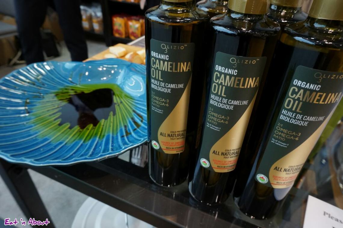 Top 10 Grocery Items 2014: Olizio Organic Camelina Oil