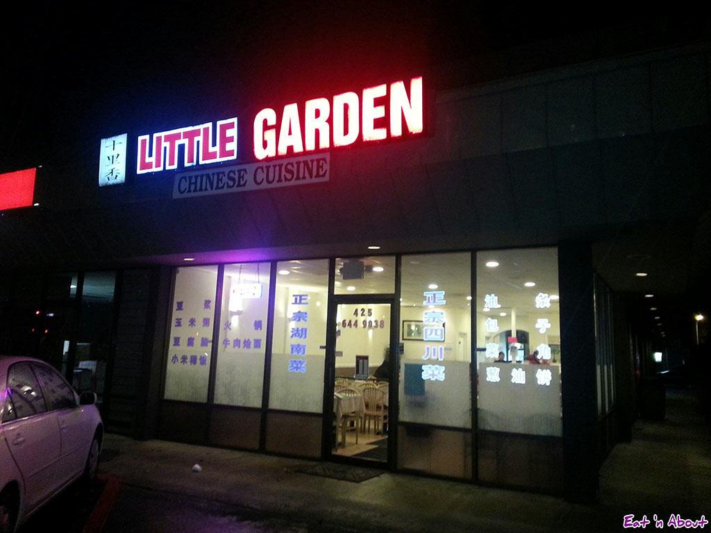Little Garden exterior