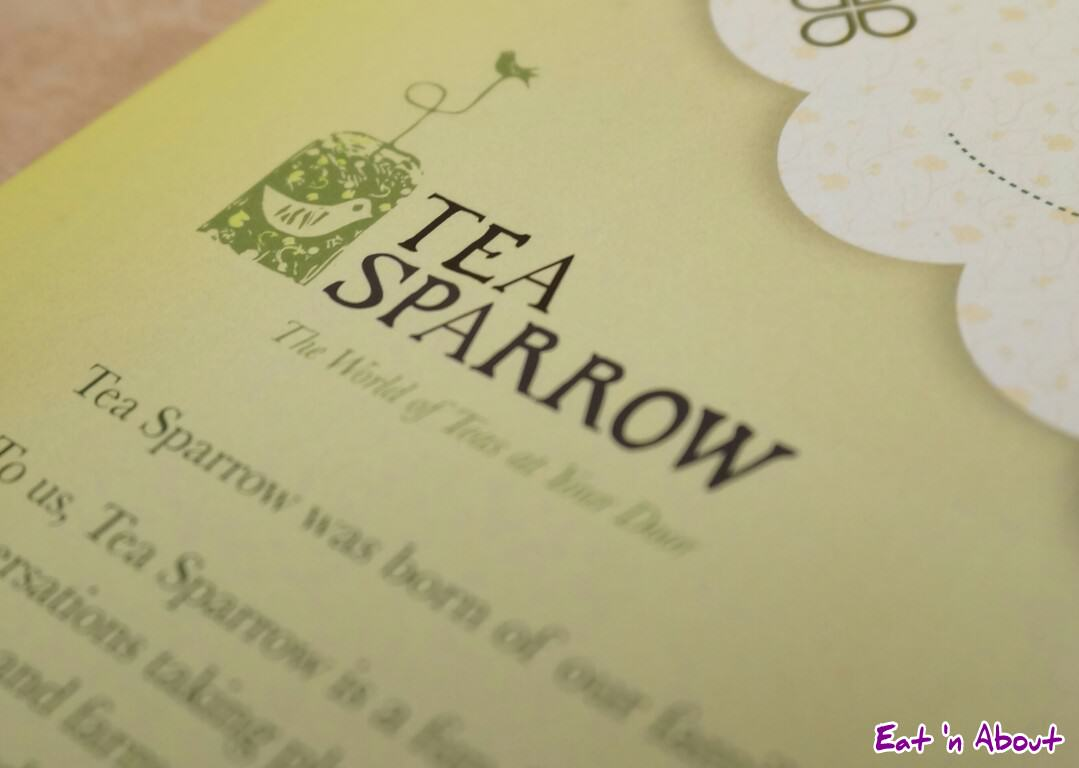 Tea Sparrow subscription tea service