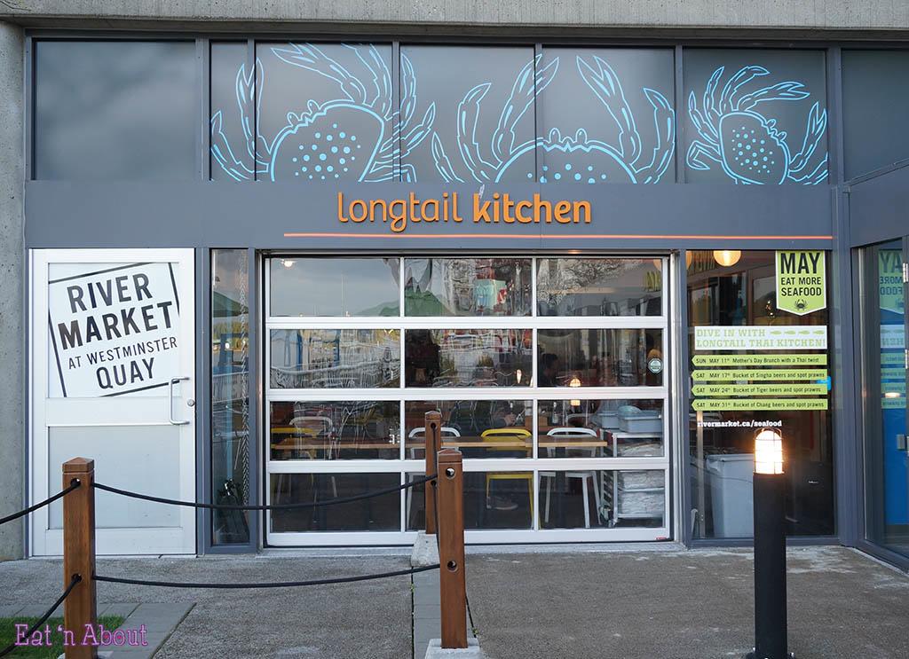 Longtail Kitchen exterior