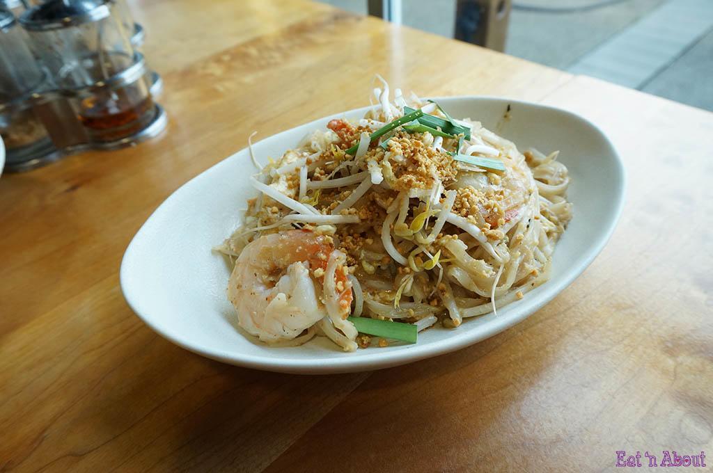 Longtail Kitchen - Pad Thai w/ Prawns