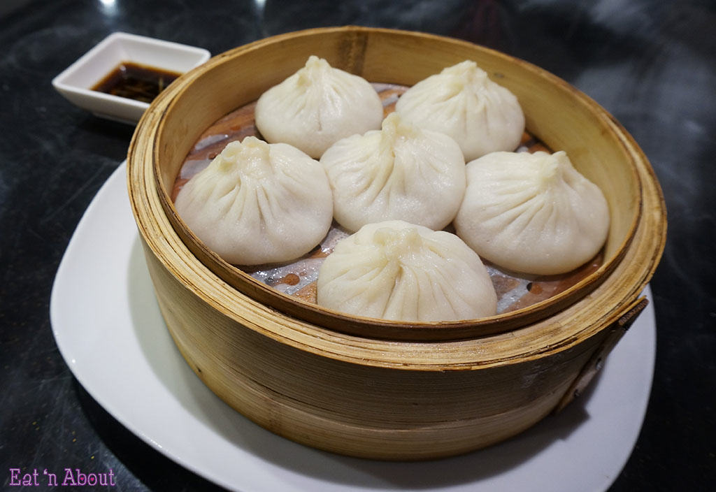 Private Home Chinese Restaurant - Steamed Bun Filled with Pork Shanghai-style