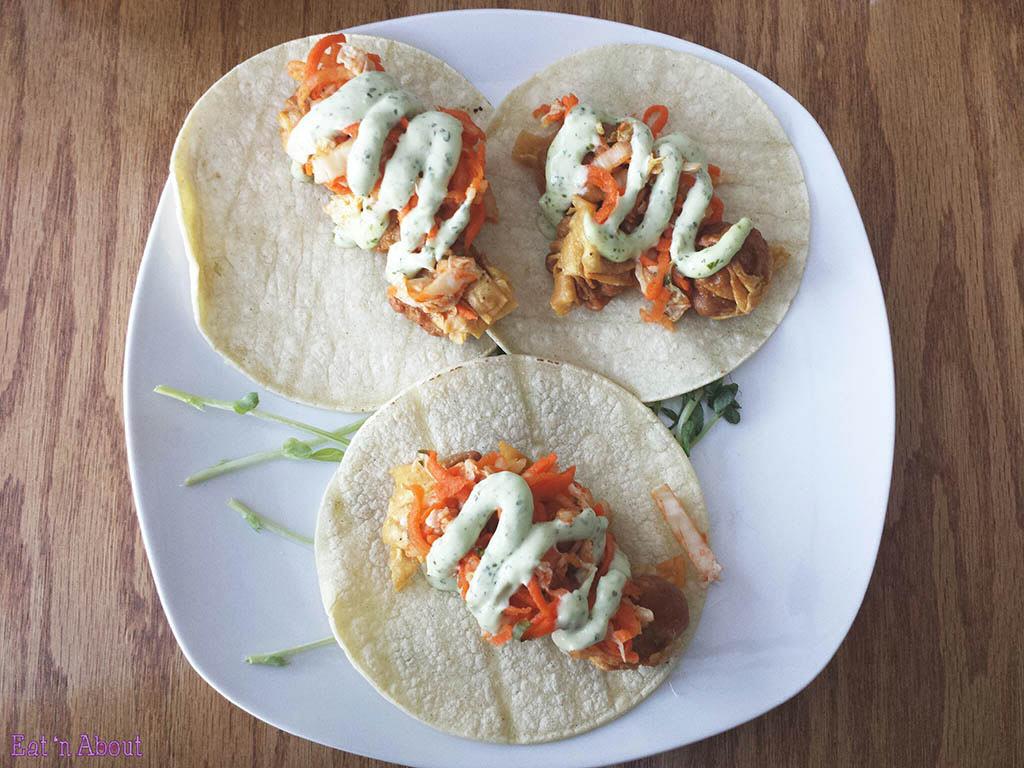 Wild Rice: Soft Tacos