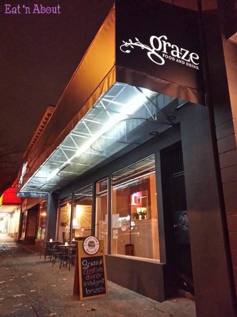 Graze Restaurant - exterior