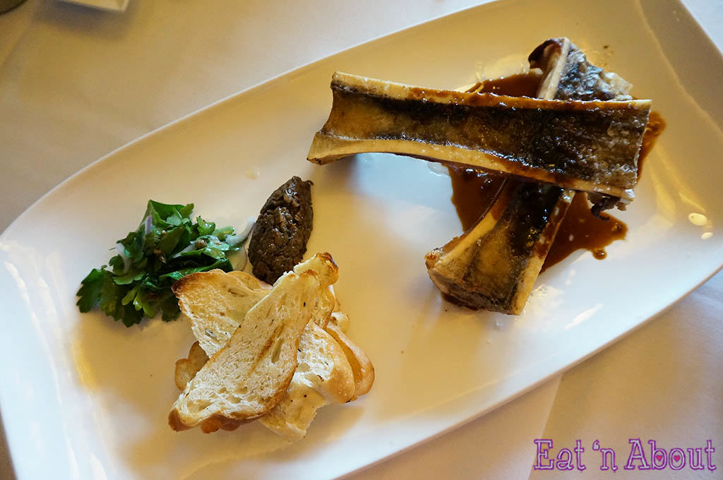 John Howie Steak - Roasted Bone Marrow