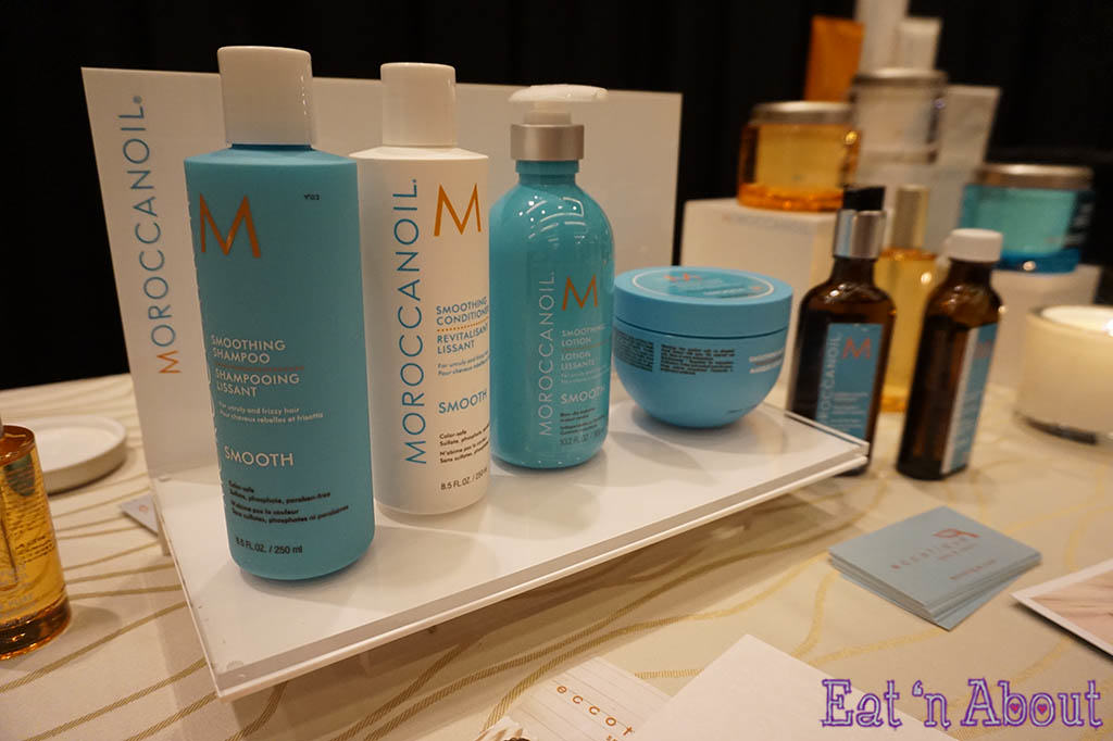 Xpocity Vancouver - Moroccan oil
