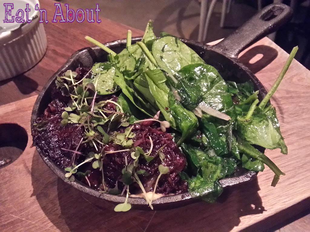 Tuc Craft Kitchen - Cabernet Braised Beef Cheeks