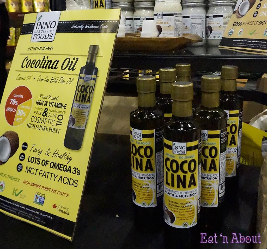 Inno Specialty Foods Cocolina Oil