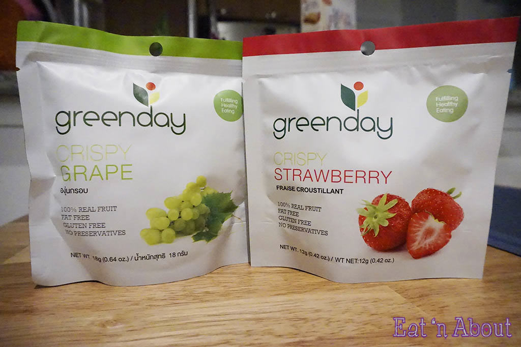 Greenday dried fruits