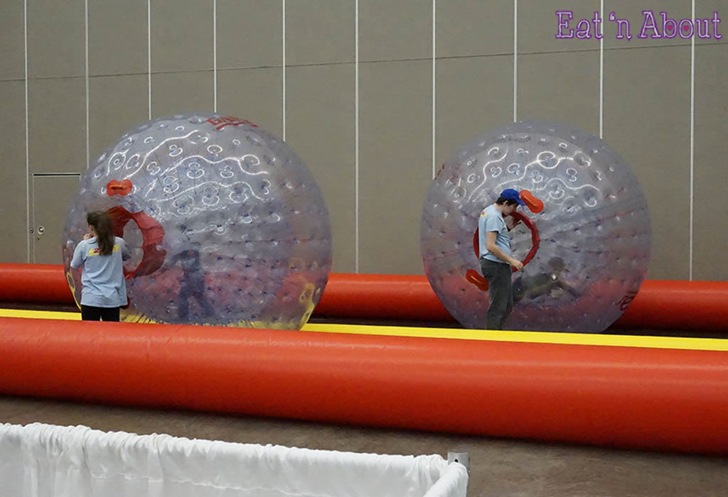 Hamster Ball Experience