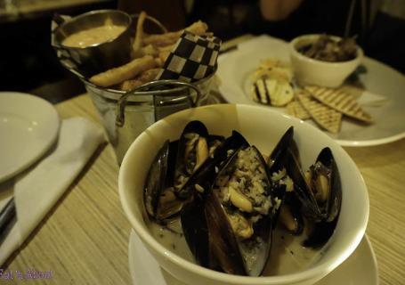 Biercraft Marinier Mussels
