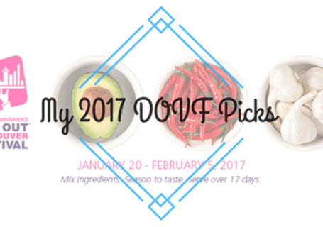 My 2017 DOVF Picks image