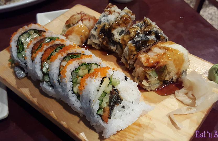 Sushi California Coquitlam