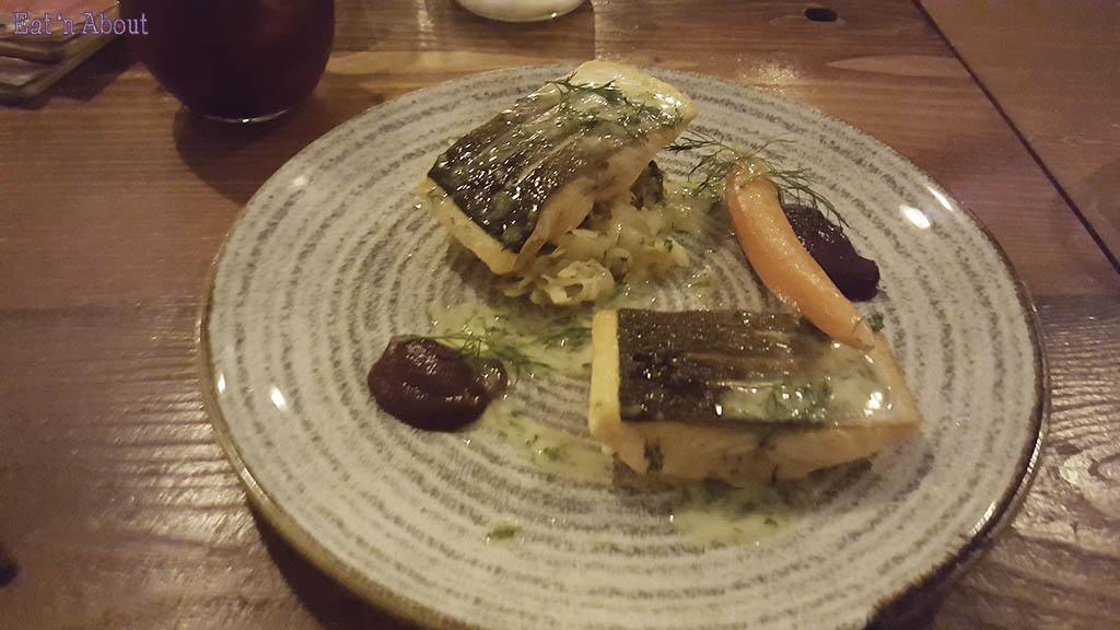 Catch 122 Cafe Bistro - Salmon