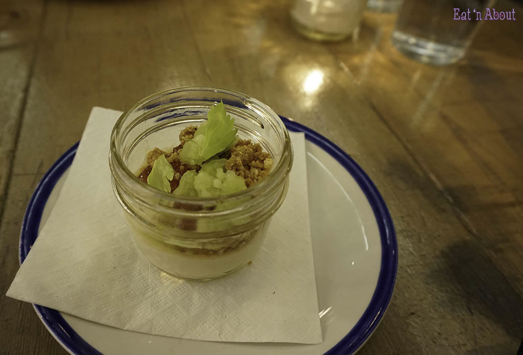 Royal Dinette Celeriac Mousse