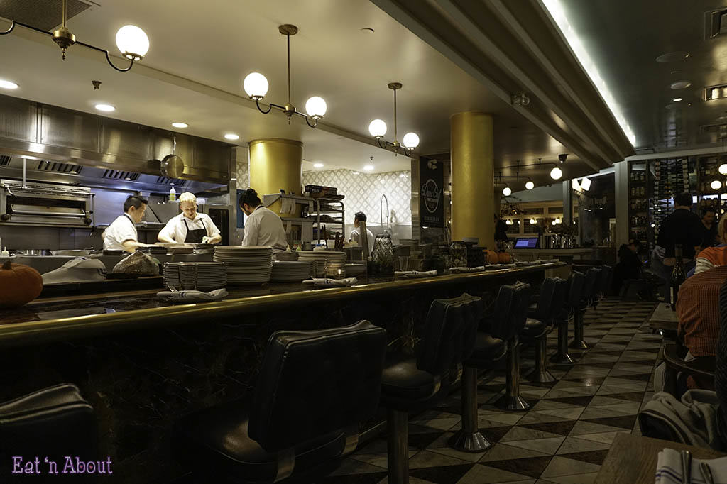 Royal Dinette interior