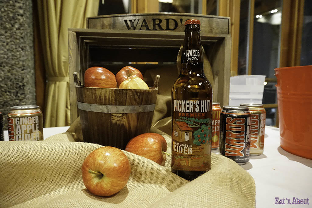 Coquitlam Craft Beer Festival - Ward's Hard Cider