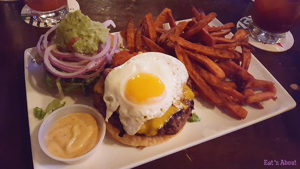 John B. Pub - Egg-cellent Burger