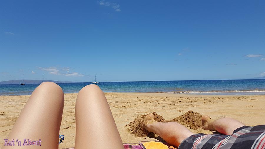 Charlie Young Beach, Kihei, Maui