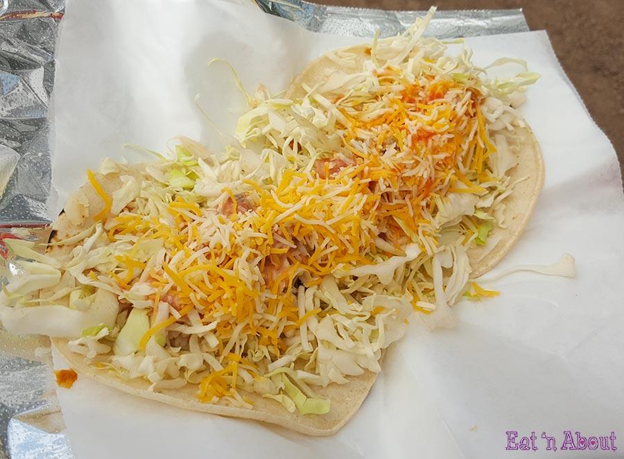 Jawz Tacos - Fish Tacos XL