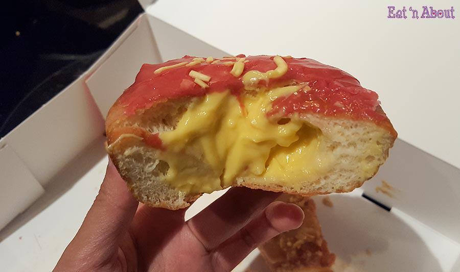 Lucky's Doughnuts - Mango Passion Bismarck