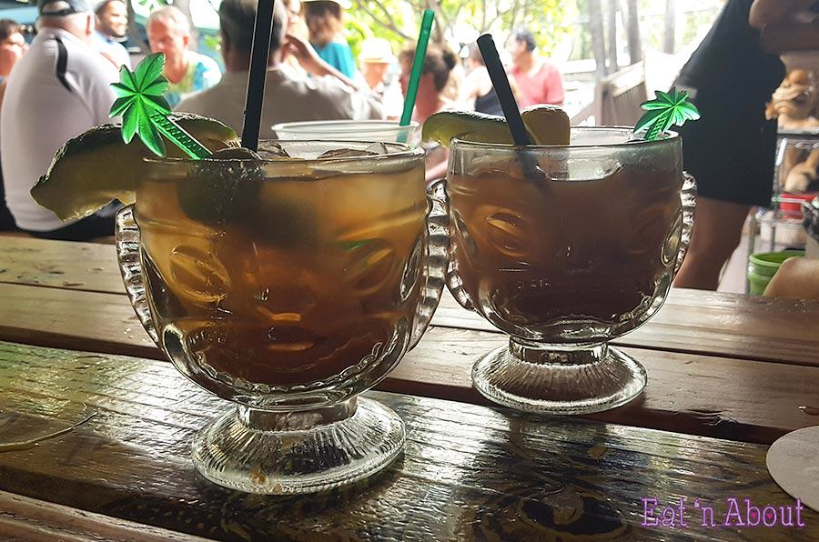 South Shore Tiki Lounge - Happy Hour Bloody Mary