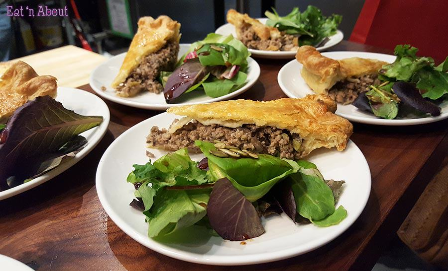 Lime and Moon Pie Company - Tourtiere