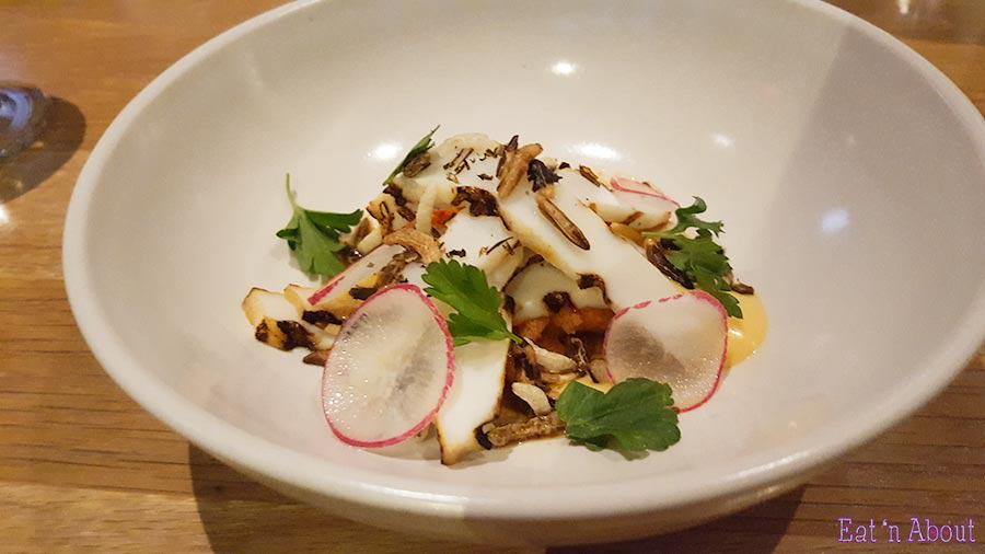 Forage - Grilled Humboldt Squid